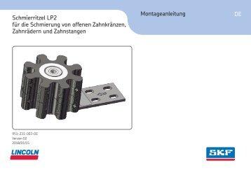 Schmierritzel LP2