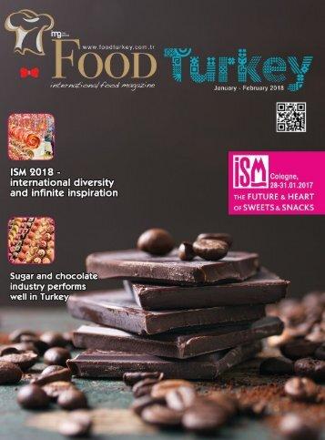 Food Turkey Ocak Şubat 2018