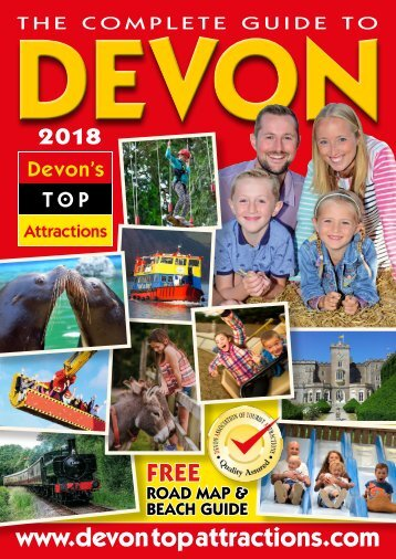 The Complete Guide to Devon 2018