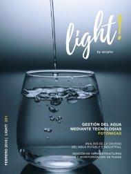 LIGHT! 001 | Gestión del agua mediante tecnologías fotónicas