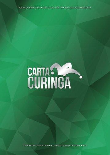 Carta Curinga Manhuaçu 08ª Ed