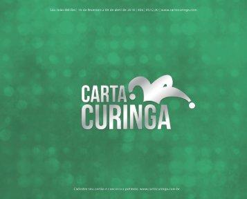 Carta Curinga São João 06ª Ed