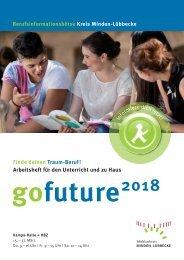 gofuture 2018 Arbeitsheft