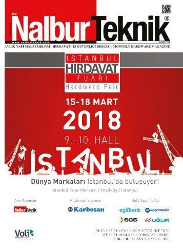 Nalbur Teknik Şubat 2018