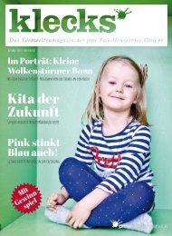 Klecks Magazin 1/2018
