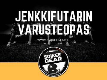 Jenkkifutarin varusteopas 2018