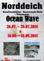 Norddeich - Ocean Wave