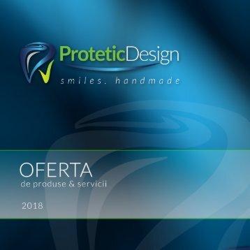Oferta Protetic Design