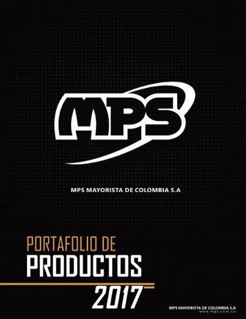 Catálogo MPS 2018