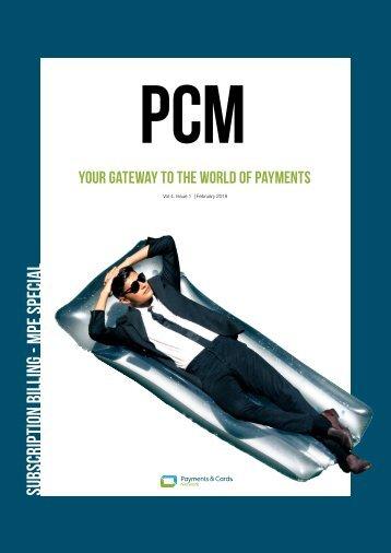 PCM4.1 2018