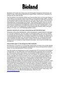 Biologische Milchviehhaltung - Bioland - Seite 2