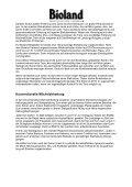 Biologische Milchviehhaltung - Bioland - Seite 3