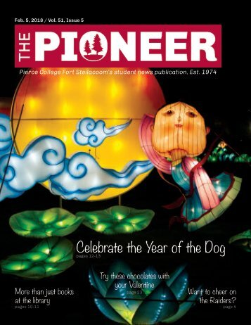 The Pioneer, Vol. 51, Issue 5