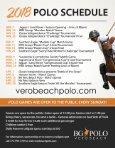 BG Vero Beach Polo 2018 Handbook - Page 7