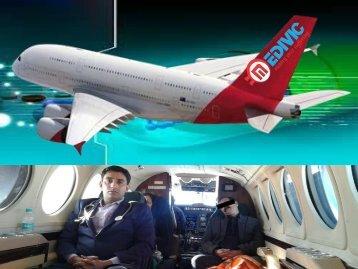 Medivic Aviation Bhopal to Mumbai