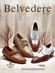 Belvedere Shoes 2018 Spring / Summer Catalog