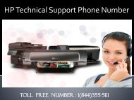 1(800)576-9647 HP Technical Support Phone Number