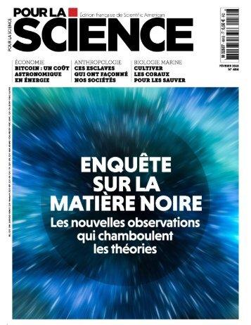 Pour la Science-février 2018