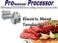 Meat Tenderizers | Shop Online