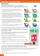 2018 Safety Sign Catalogue Full PDF - Page 4