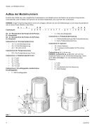 332301D G3 Pro Automatic Lubrication Pump, Instructions, German - Page 4