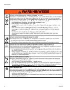 332301D G3 Pro Automatic Lubrication Pump, Instructions, German - Page 6