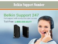 18002046959 Belkin Support Number