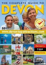The Complete Guide to Devon 2017
