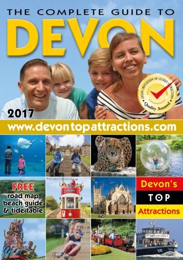 The Complete Guide to Devon 2017