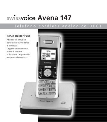 Avena 147 - Swissvoice.net