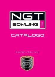 NGT-Bowling Catalogo italiano