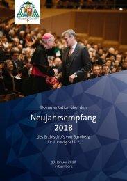 Neujahrsempfang 2018 des Erzbischofs von Bamberg