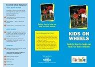 Kids on Wheels (new) - NRMA