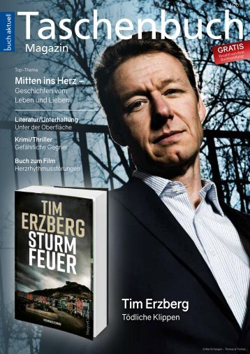 Taschenbuch-Magazin Frühjahr 2018
