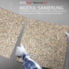 RenoFloor MODULOFloor TrendDesign Zink - Seite 6
