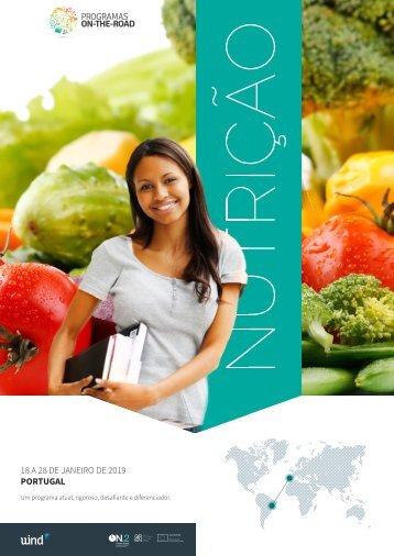 Brochura OTR Nutrição Geral 2018