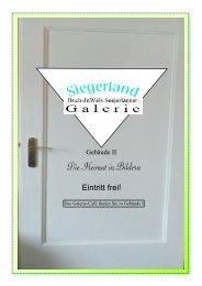 Siegerland-Galerie II