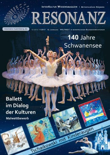 RESONANZ INTERKULTUR WISSENSMAGAZIN 12|2017