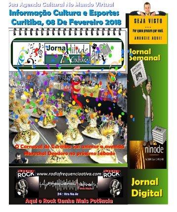 jornal edição de carnaval