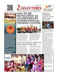 GoanTimes February 9, 2018 Issue