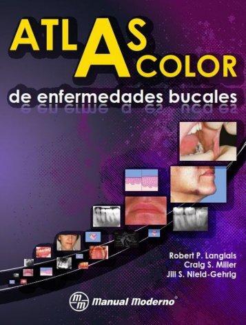 Atla a color de.enfermedades bucales