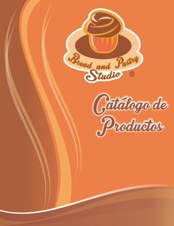 Catalogo Bread and Pastry 2018