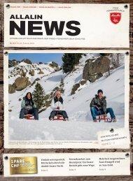 Allalin News Nr. 3/2018