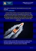PIRELLI 1900 UN 'NEUMÁTICO' PARA QUEMAR MILLAS EN EL AGUA - Nauta360 - Page 2