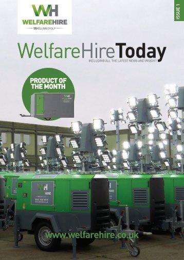 Welfare Hire Ebook