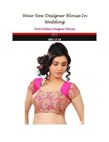 Wear_New_Designer_Blouse_In_Wedding