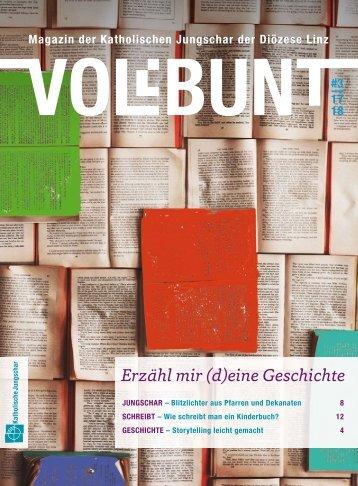 vollbunt #3 | 17/18