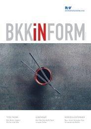 BKKiNFORM 1.0 2017