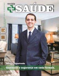 Revista +Saúde - 8ª Edição