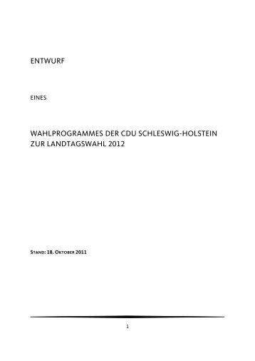 Programmentwurf der CDU Schleswig-Holstein.pdf